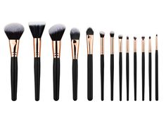 abfaa2ade48 Our products included pro makeup brush set