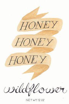 Julianna Swaney mock honey project.