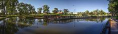 10 things we love about Mildura. RoyalAuto March, 2016. Ornamental Lakes Park Mildura. Photographer: Anne Morley #Mildura #Victoria #Australia #Lake