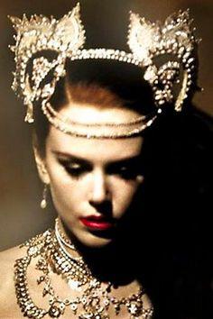 Nicole Kidman as Satine in Moulin Rouge