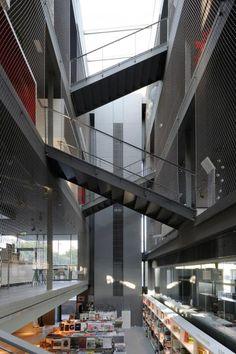 RBC Design Center in Montpilier, France by Jean Nouvel + C+D Architecture