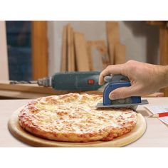 30 Fun kithcen gadgets - Pizza Boss Pizza Wheel - Click Pic for 30 best kitchen gadgets Boss Pizza, Cool Kitchen Gadgets, Cool Kitchens, Fun Gadgets, Pizza Wheel, Unique Gifts For Men, Circular Saw, Kitchen Gifts, Kitchen