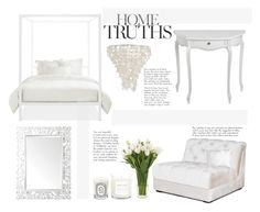 """""""The White stuff"""" by danigrll ❤ liked on Polyvore featuring interior, interiors, interior design, home, home decor, interior decorating, Jonathan Adler, NDI, Diptyque and Renwil"""