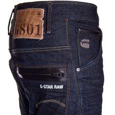 G-Star Riley Loose jeans kruce