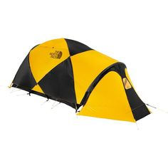 The North Face - Mountain 25 Tent: 2-Person 4-Season - Summit Gold/Asphalt Grey