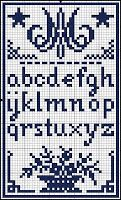 Free Easy Cross, Pattern Maker, PCStitch Charts + Free Historic Old Pattern Books: Sajou No 1