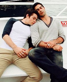 TEEN WOLF - Derek & Styles realize they love 1 another. Description from pinterest.com. I searched for this on bing.com/images