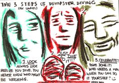 Handy guide to dumpster diving