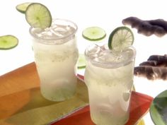 Lime Spritzer from FoodNetwork.