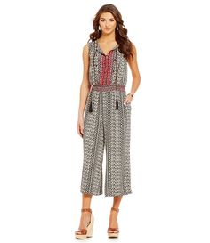 16da150fe3e2 Gibson   Latimer Culotte Jumpsuit Jumpsuits For Women