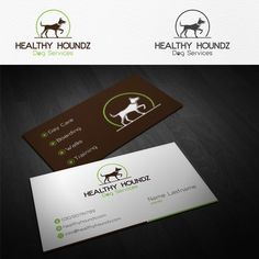 "Healthy Houndz Dog Services - Create a ""Holt Renfrew"" type logo for a dog service company We board, walk and offer daycare for all types of dogs. We board and offer daycare in a home environment specialling ..."
