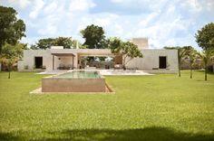 ARTICULO COMPPLETO! ...THINKING OF COLORS - Architecture & Design: HACIENDA SAC CHICH DE REYES RÍOS + LARRAÍN ARQ