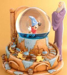 Disney Fantasia Snowglobe