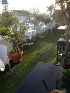 Roof garden www.polisgrandhotel.gr