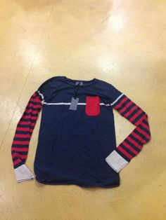 Laneus cotton super cute navy/red striped Small unisex Listing in the Jumpers & Sweaters,Knitwear,Mens Clothing,Clothes, Shoes, Accessories Category on eBid United States