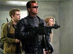 Cool Black Shiny Black Arnold Schwarzenegger Leather Jacket On Sale