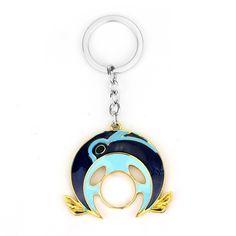 Dota 2 Luna Shield Key Chain - Key Chain Dank Meme Apparel