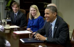 Tech executives to Obama: NSA spying is hurting business
