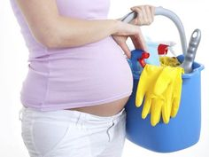 8 Household Chores To Avoid During #Pregnancy Shower idea - have guests write coupons for helping with these