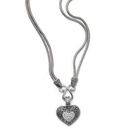 Love Dust Necklace by lia sophia.