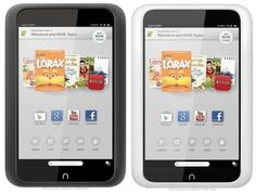 "#ebay Barnes & Noble Nook HD 7"" 16GB Tablet - $62 (save 58%) #barnesnoble #tablets #ebookreaders"