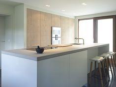 bulthaup - b3 keuken -  realisatie door ligna recta - photo < kris van damme >