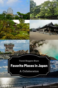 Travel bloggers share their favorite places in Japan.