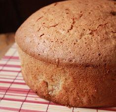 Ricetta del pan di spagna alla panna , un pan di spagna sofficissimo all'inverosimile da provare sicuramente