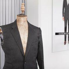 Egon Brandstetter Bespoke Tailor, Berlin | Construction of a bespoke suit made of finest cashmere | #Bespoke #Suits #Tailoring #Tailor #Berlin #Service #Sartoria #Sartorial #Custom #Suit #Craftsmanship #Handmade #Handwork #Gentleman #Herrenschneider #Maßschneider #Massschneider #Massanzug #Massanzüge #Maßanzug #Maßanzüge #Feinschneider #Feinschneiderei