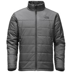 The North Face Men's Bombay Jacket ($99) ❤ liked on Polyvore featuring men's fashion, men's clothing, men's outerwear, men's jackets, mens insulated jacket, mens jackets and the north face mens jackets