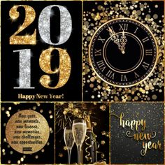 Happy New Year 2019 : QUOTATION - Image : Quotes Of the day - Description Happy Nwe Year 2019 Sharing is Caring - Don't forget to share this quote Happy New Year Images, Happy New Year Quotes, Happy New Year Wishes, Happy New Year Greetings, Quotes About New Year, Happy New Year 2019, Happy Year, Christmas And New Year, Christmas Holidays