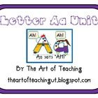 I have now combined units A through D plus Vowels. Each units include worksheets, assessments, activities, alphabet characters, and games. Check ou...