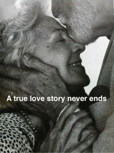 True Love / Couples Black and White Photography