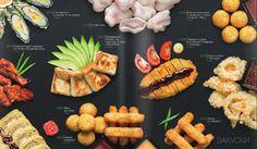 Sushiya Japan Restaurant Menu on Behance