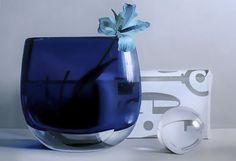 Mariano Venditti - Blue - oleo sobre tela   110 x 80 media