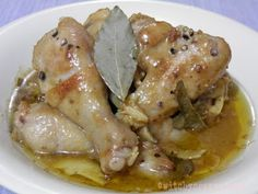 Kusina Master Recipes: Adobong Puti (White Chicken Adobo)
