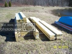 Esshups floating dock | Property Projects & Construction | Pond Boss Forum Kubota Tractors, Floating Dock, Outdoor Furniture, Outdoor Decor, Sun Lounger, Pond, Construction, Building, Water
