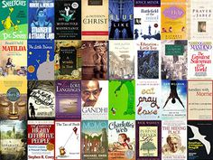 Top 100 Inspirational Books - this is a cool site on inspiration, faith, and spirituality