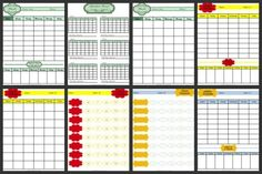 homeschool planning pages for mom