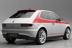 Fiat 127 concept revival
