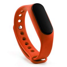 New Kimlink Bluetooth Smart Smartband Heart Rate Monitor Fitness Sports Tracker Orange Led Watch, Ios 7, Smart Bracelet, Heart Rate Monitor, Android 4, Fitness Tracker, Bluetooth, Band, Sports