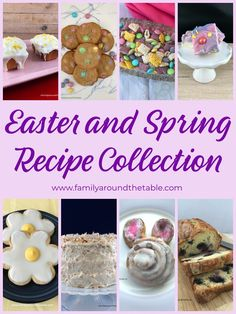 Easter and spring are such cheerful times of the year. The colors, the fun ideas, warmer weather, and longer days. This Easter and Spring round-up features ideas you'll make for Easter and Mother's Day brunch, birthday celebrations, and more all season long. Oreo Bars, Chocolate Chip Cookie Bars, Mothers Day Brunch, Birthday Celebration, Mounds Cake, Blueberry Lemonade, Friend Recipe, Individual Desserts
