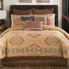 Arizona Southwest Comforter Bedding by Croscill