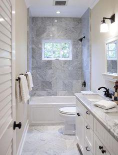 Bathroom remodel with tub small bathroom design ideas blending functionality and style bathrooms bathroom design small Diy Bathroom Remodel, Shower Remodel, Bath Remodel, Bathroom Renovations, Bathroom Ideas, Bathroom Makeovers, Budget Bathroom, Bath Ideas, Bathroom Organization