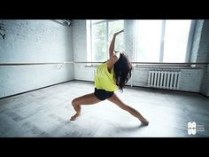 Katie Thompson - It Doesn't Hurt jazz choreography by Christina Marshall - Dance Centre Myway - YouTube