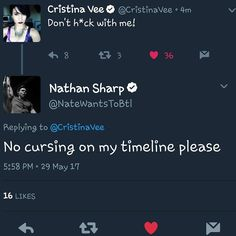 Omg I'm in love with Cristina Vee, she is my most favorites voice actress and it gives me life that her and Nate are Buddy Pal Friends ° ° ° ° ° ° ° Im In Love, I Love Him, Stephanie Patrick, Cristina Vee, Nathan Sharp, Phil Lester, Markiplier, Miraculous, Youtubers