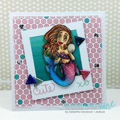 Pearl Mae Card