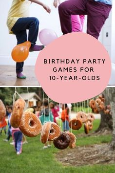 Our Favorite Birthday Party Games for 10-Year-Olds - Peachy Party