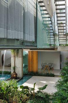Weekend House in Downtown São Paulo,© Nelson Kon