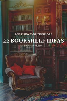 On the hunt for a good bookshelf aesthetic? These photos are sure to inspire. #books #bookshelf #bookshelves 100 Books To Read, Cool Bookshelves, Library Inspiration, My Room, Book Worms, Book Lovers, Decorating Ideas, Inspire, Interior Design